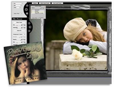Auto FX Photo:Graphic Edges 7.0 Platinum Edition for CS5 64 bit (2010)