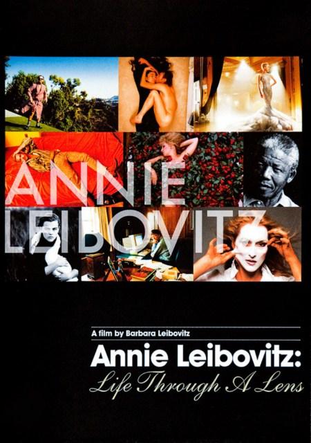 Annie Leibovitz: Life Through A Lens (DVD5)