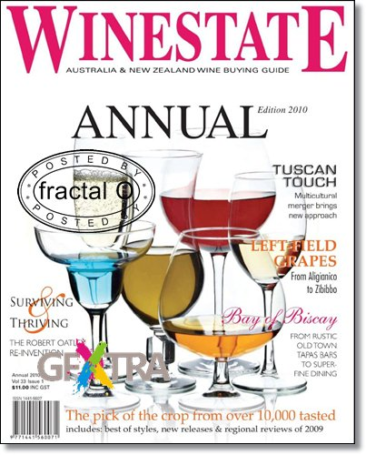 Winestate | Annual Edition 2010 | 66.61MB | HF-ES-RS-DF