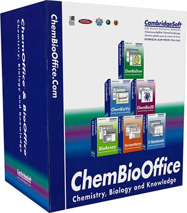 ChemBioOffice Ultra 2010 Suite 12.1 Full