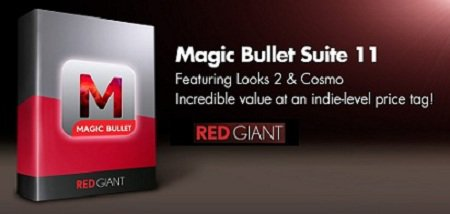 Red Giant Magic Bullet Suite 11 -(serials for Mac AND Windows)