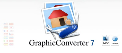 GraphicConverter v7.3 -MacOSX