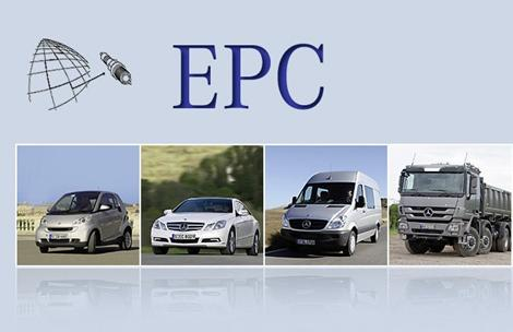 Mercedes-Benz EPC 07.2011