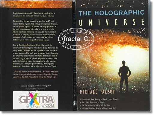Michael Talbot | The Holographic Universe | 50.42MB | HF-ES-RS-DF 338 pages | Publisher: Harper Perennial; First Edition edition (May 6, 1992) | Language: English
