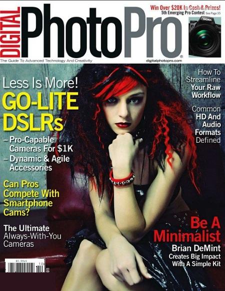 Digital Photo Pro - October 2011 (HQ PDF)