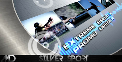 Silver Sport HD - Project for After Effects (Videohive) - REUPLOAD