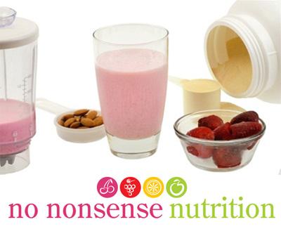John Berardi - No Nonsense Nutrition