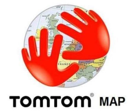 iPhone iPod TomTom Maps Europe