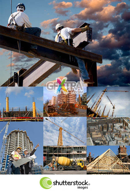 Shutterstock Architectural - Construction HQ