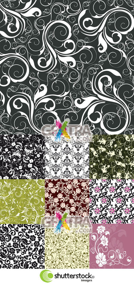 Shutterstock Floral Background (Part 15)