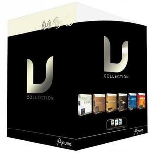 Arturia V2 Vintage Collection + Waldorf Collection & Video Tutorial RTAS AU VST UB Mac OSX & Win