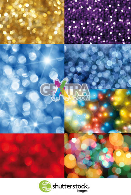 Shutterstock Lights Sparkled HQ (Part 2)