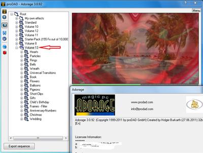 prodad mercalli serial keygen freeware