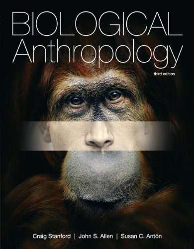 bio anthro Define physical anthropology: anthropology concerned with the comparative study of human evolution, variation, and classification especially through.
