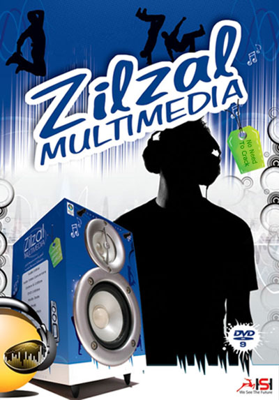 ZilZal5 Multimedia Package DVD 2012 (Full Programs)