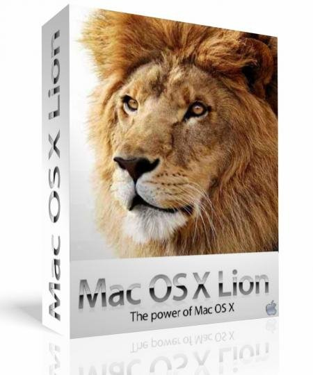 Apple Lion OS X 10.7 Gold Master (1 dvd)