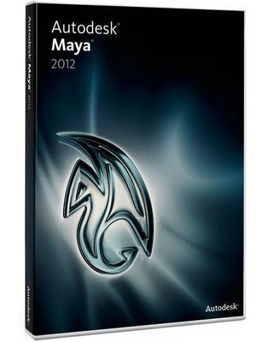 Autodesk Maya 2012 Service Pack 2