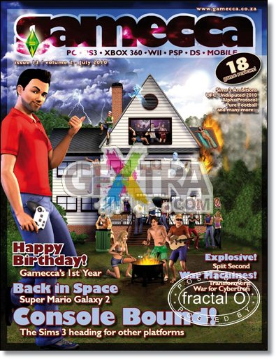 Gamecca | Issue 13 | July 2010 | 32.26MB | HF-ES-RS-DF