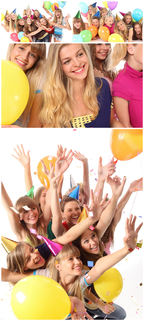 Photo Cliparts - Party