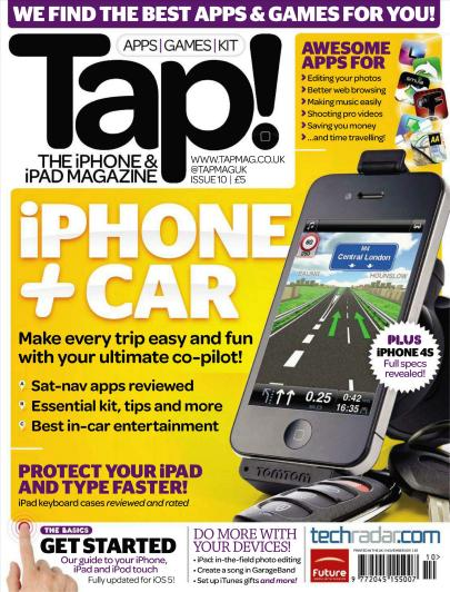 Tap! The iPhone and iPad Magazine - November 2011 (HQ PDF)