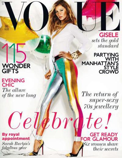 Vogue UK - December 2011