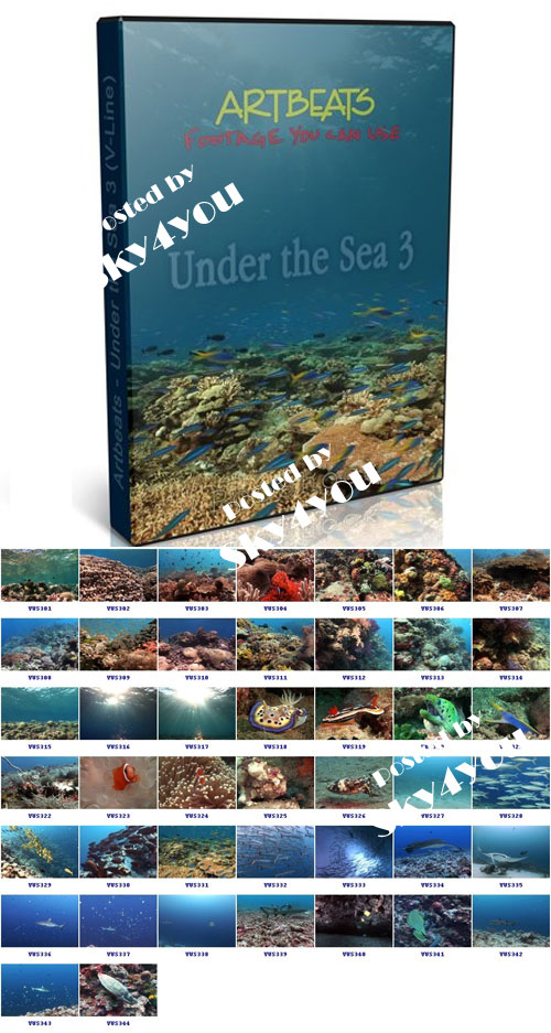 Artbeats - Under the Sea 3 (V-Line)