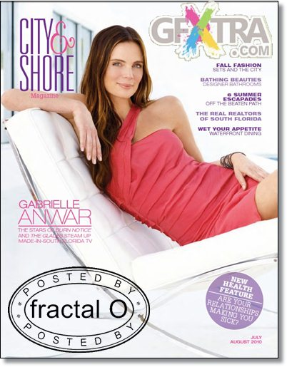 City & Shore Magazine | July-August 2010 | 55.27MB | HF-ES-RS-DF