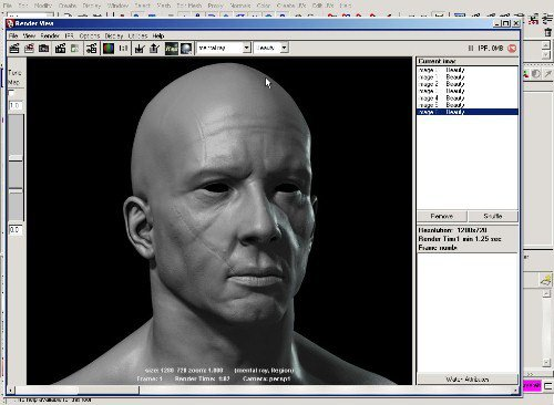 Character Texturing for Production Texturing Techniques with Ben Neall (2008)