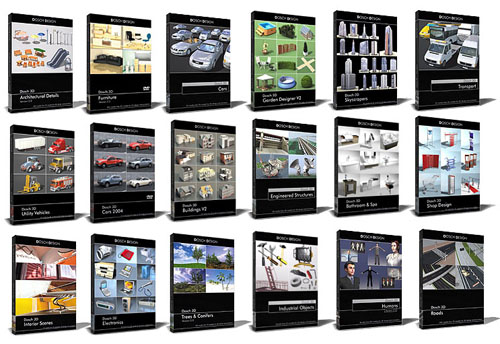 DOSCH 3D Virtual Sets