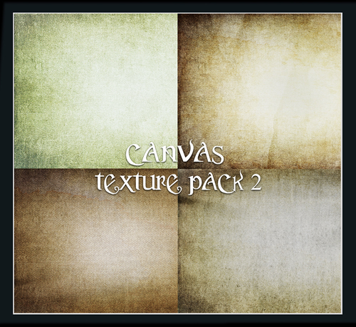 Canvas Texture Pack 2