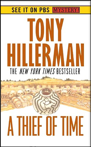 an analysis of the ancient mysterious anasazi indian tribe in a thief of time by tony hillerman This item:a thief of time by tony hillerman mass market paperback $748   hillerman transcends the mystery genre and this is one of [his] best  novels  area police american missing southwest corners mysteries anasazi tribal  the  illegal trade in ancient artifacts and desecration of native american burial  grounds.