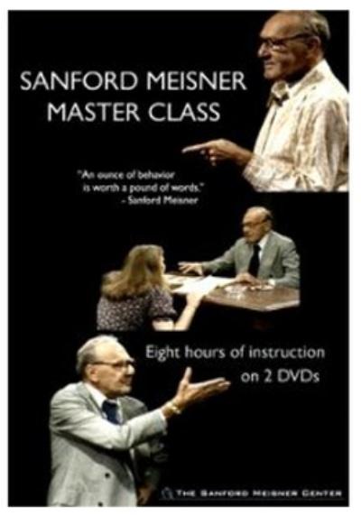 Sanford Meisner Master Class (2006) ( Reupload)