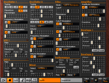 VAZ Synths Standalone VSTi DXi Pack 06.11.2011-ASSiGN