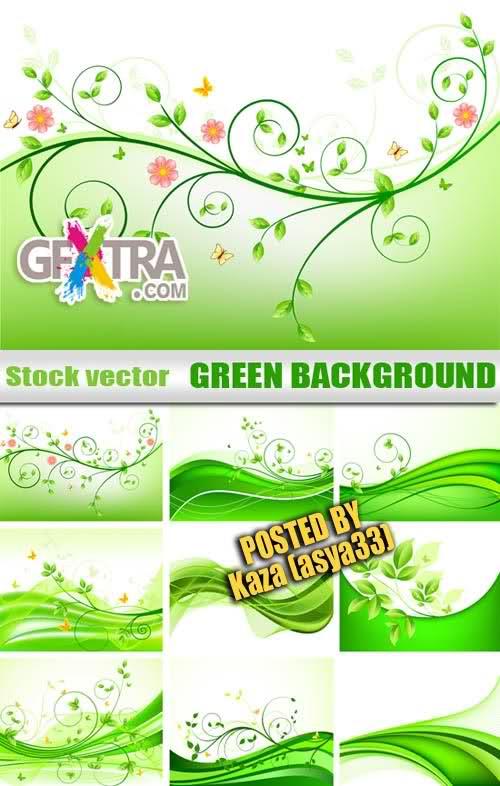 green backgrounds for websites. Green flower ackground