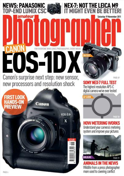 Amateur Photographer - 19 November 2011 (HQ PDF)