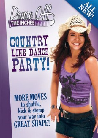 Dance off the Inches - Amy Blackburn - Country Line Dance Party (2010)