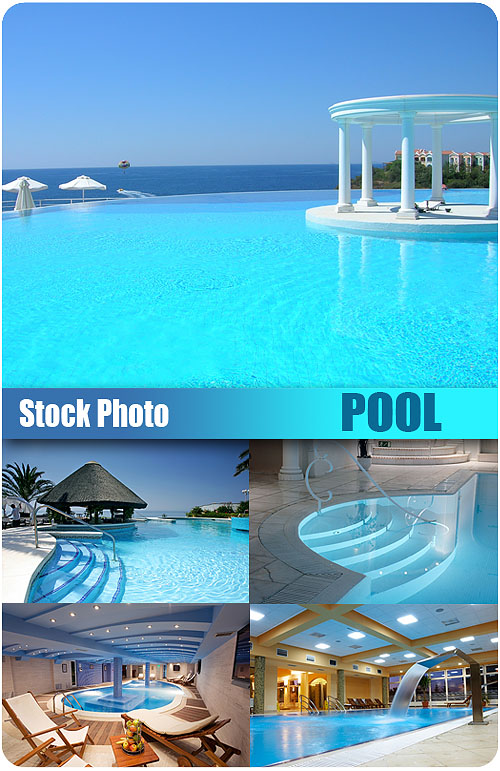 Stock Photo - Pool