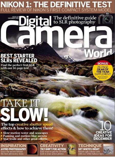 Digital Camera World - December 2011 (UK)