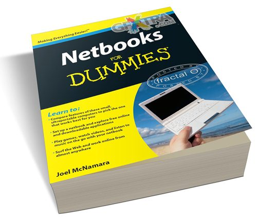 Netbooks For Dummies | 10.91MB | HF-ES-RS-DF 384 pages | Publisher: For Dummies (October 19, 2009) | Language: English