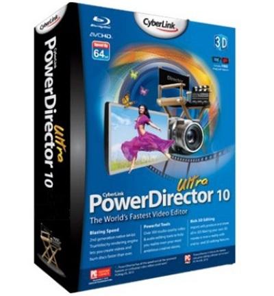 Cyberlink powerdirector ultra v10 0 multilingual incl keymakerc