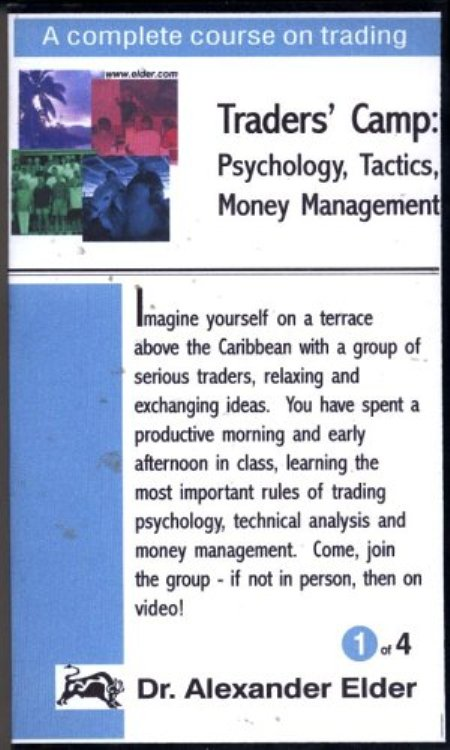 Alexander Elder - Lessons From a Traders Camp