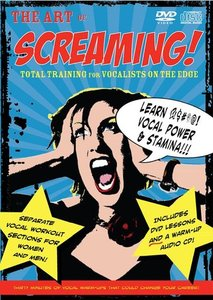 Susan M. Carr - The Art of Screaming