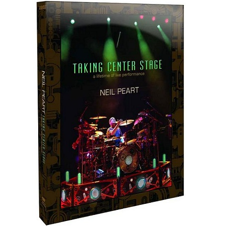 Neil Peart Taking Center Stage A Lifetime of Live Performance TUTORiAL