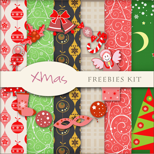 Christmas And New Year 2012 Backgrounds #23