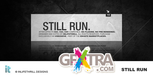 Still Run - Project for After Effects (VideoHive)