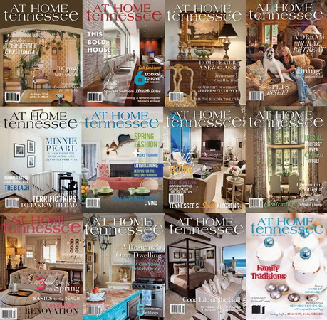 At Home Tennessee Magazine 2011 Full Collection