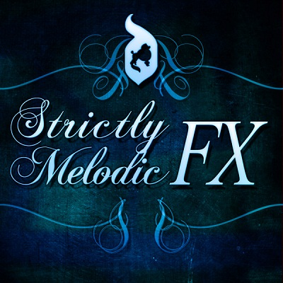 Delectable Records Strictly Melodic FX WAV
