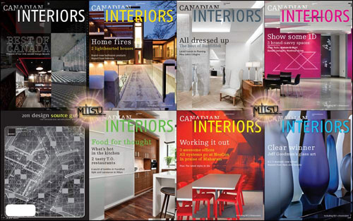 Canadian Interiors - Full Year 2011 Issues Collection