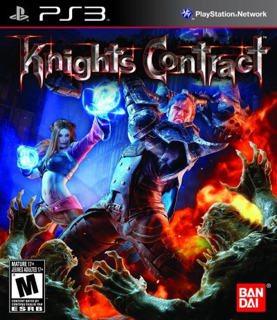 Knights Contract PS3 USA