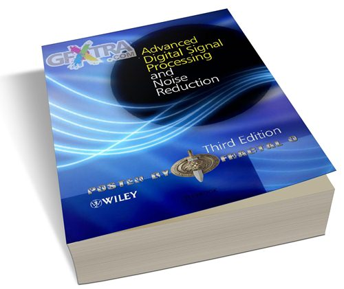 Advanced Digital Signal Processing and Noise Reduction, 3rd Ed. | $120.00 | 5.90MB | HF-ES-RS-DF 544 pages | Publisher: Wiley | Language: English